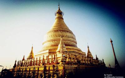 Tantkyi Taung Pagoda