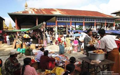 Inn Paw Khone Village