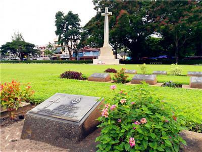 Kanchanaburi Don Rak War Cemetery