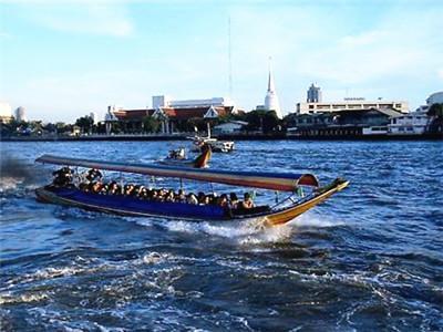 Bangkok Klong Tour