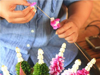 Garland Making