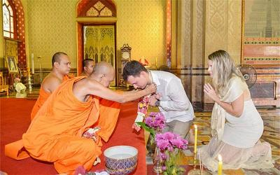 Private Blessing Ceremony