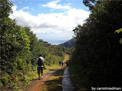 Mauritius Hiking