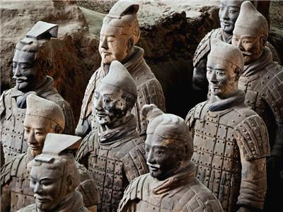 Terracotta Warriors and Horses