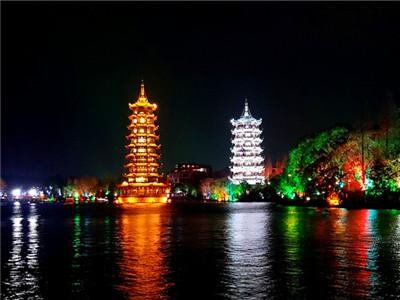 Guilin Four-lakes
