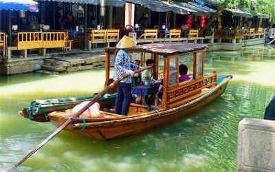 Tongli Cruise