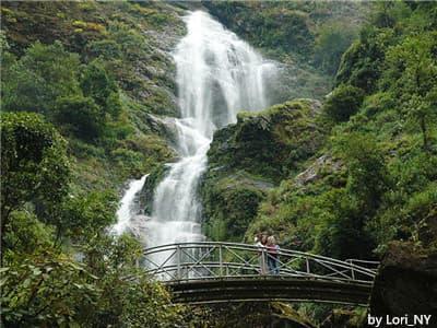 Sapa Silver Waterfall
