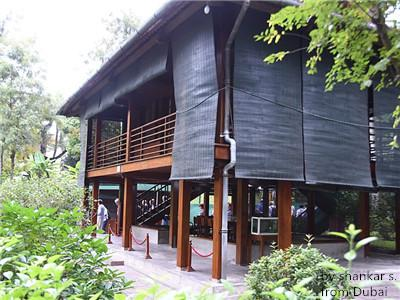 Ho Chi Minh House on Stilts