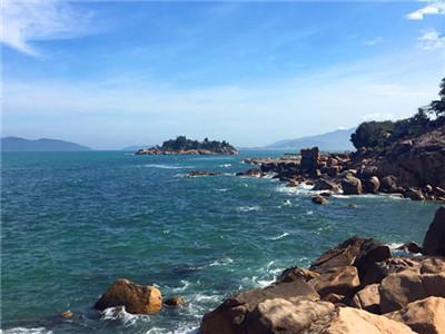 Chong Promontory Rocks