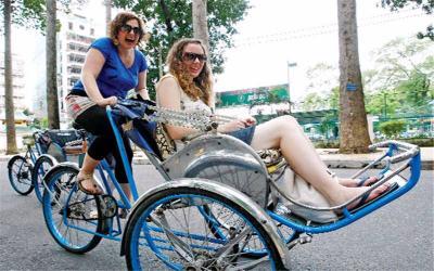 Hanoi Rickshaw Ride