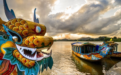 King Dragon Boat