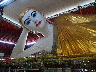 Chauk Htat Gyi Buddha