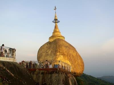 Kyaikhtiyo Pagoda
