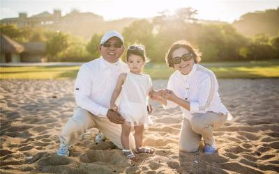 Bali Family Photoshoot