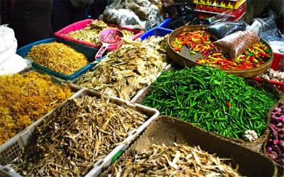 Bali Local Market