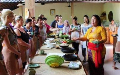 Paon Bali Cooking Class
