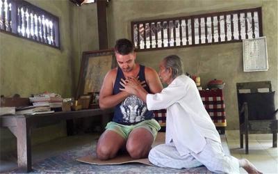 Balinese Shaman and Healer
