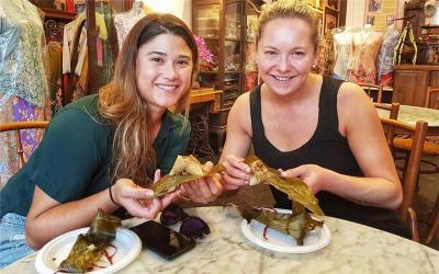 Singapore Foodie Tour