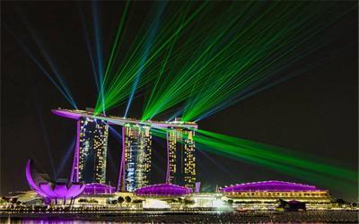 Singapore Light and Music Show