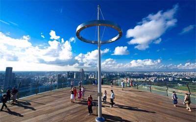 Marina Bay Sand's Skypark