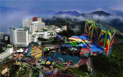 Genting Highlands hilltop resort
