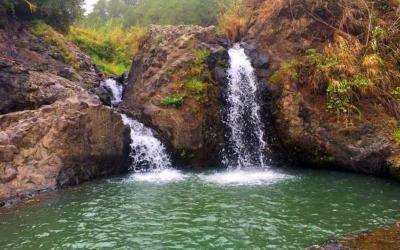 Bomod-ok and Bokong Falls
