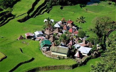 Banga-an Village