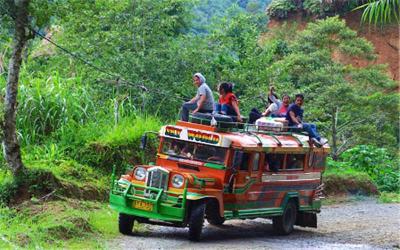 Banaue Jeepney