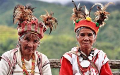Ifugao Village Folks